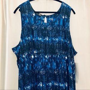 Jane Ashley Maxi Dress